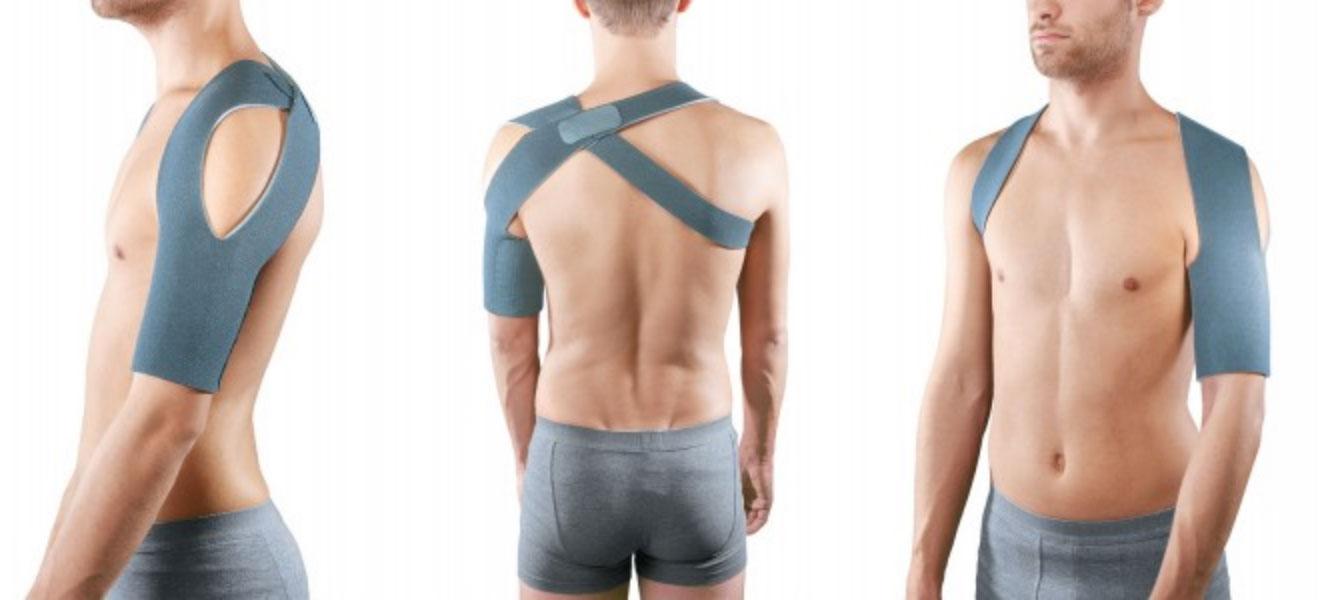 Emiskin - Tutore per il controllo della sublussazione della spalla - Brevetto Neri Team