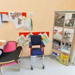 centro ausili Neri Team disegni e brochure