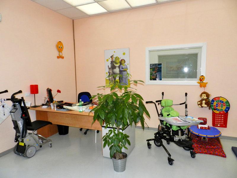 centro ausili neri team - ufficio